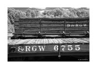D&RGW Wooden Railroad Cars, Chama, New Mexico 188