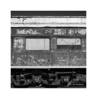 Railroad Car, Alamosa, Colorado 105