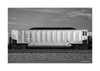 Railroad Car, Alliance, Nebraska 196