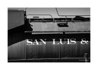 San Luis Railroad Car, Alamosa, Colorado 171